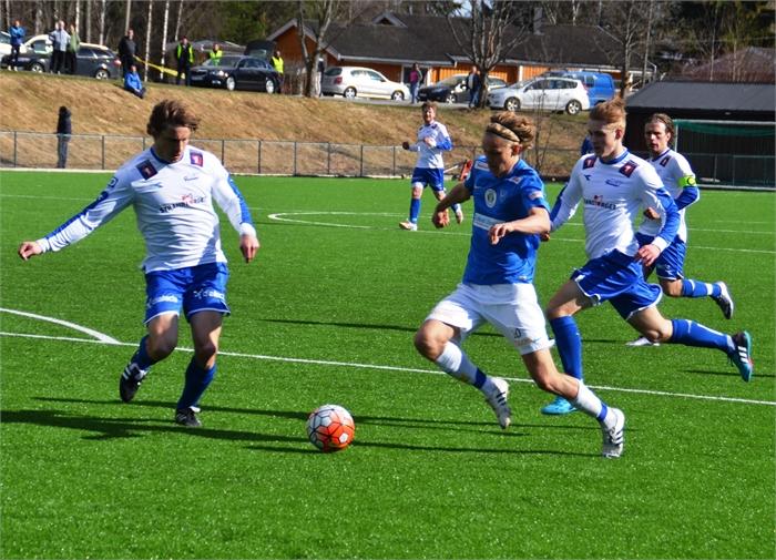 Eidsvold Turn - LFK 5-0
